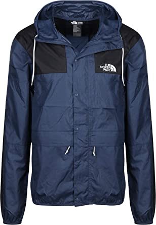 f18009cde The North Face Men's 1985 Mountain Jacket, Blue, X-Large: Amazon.com ...