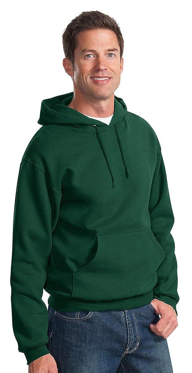 Khaki Jerzees 8 oz X-Large NuBlend 50//50 Pullover Hood