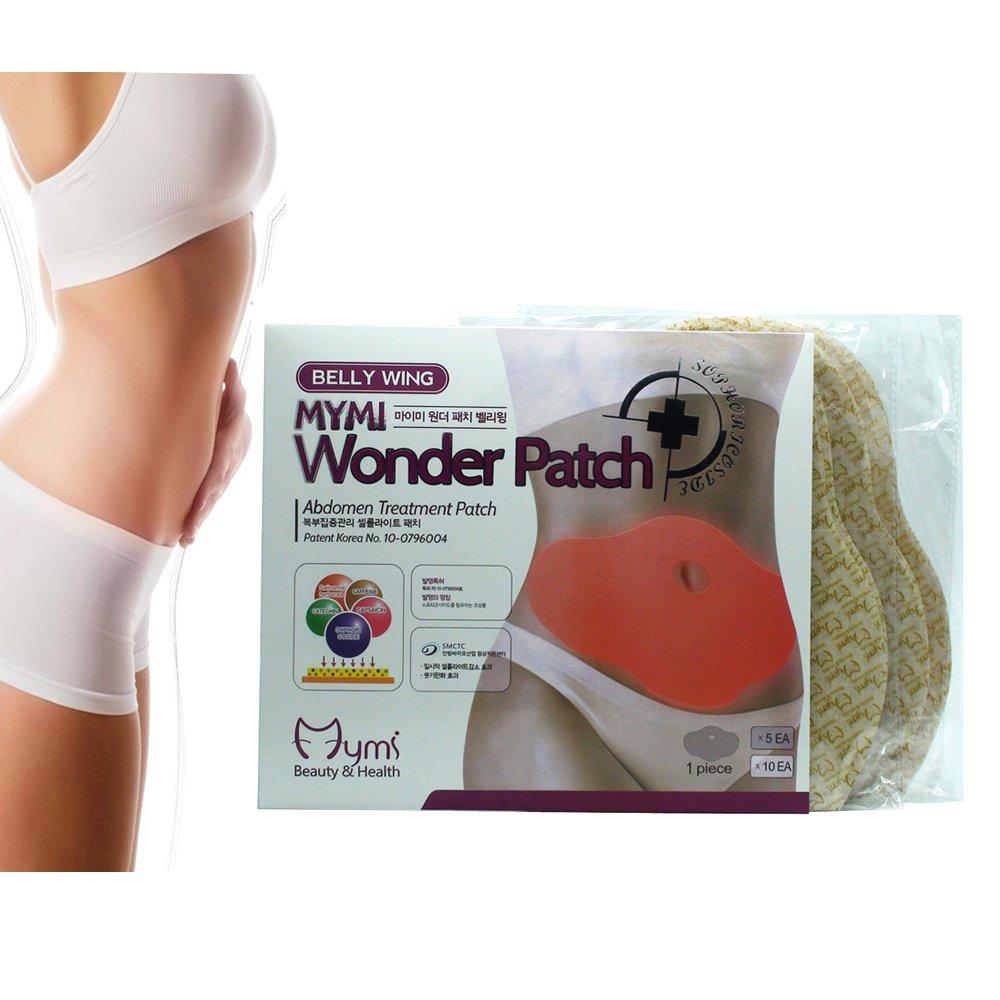 Hot Sale 2018 15Pcs/Bag Wonder Slimming Patch Weight Loss Navel Sticker Fat burning Slim Patch Cream Plaster Body Massager C322