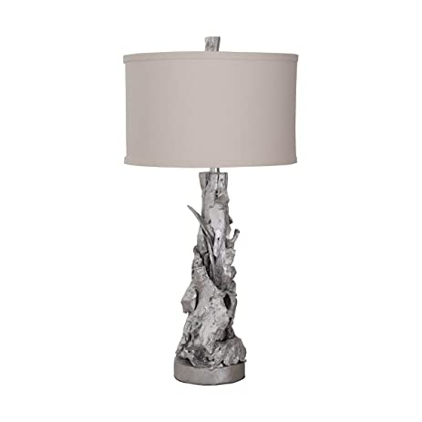 Amazon guildmaster 3516505 root 33 inch silver leaf table lamp guildmaster 3516505 root 33 inch silver leaf table lamp portable light aloadofball Image collections