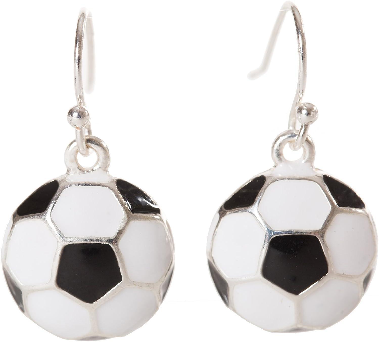 Sports Balls Dangle Earrings
