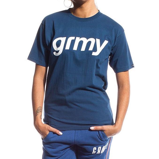 Grimey Camiseta The Lucy Pearl Tee Azul Unisex: Amazon.es: Ropa y accesorios