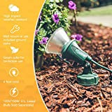 Woods Outdoor Floodlight Fixture With Stake