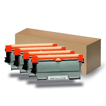 CBD® Compatible cartuchos de tóner de repuesto para Brother TN450 ...