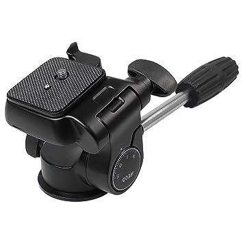 MENGS 003H - Cabezal de inclinación para cámara réflex Digital y ...