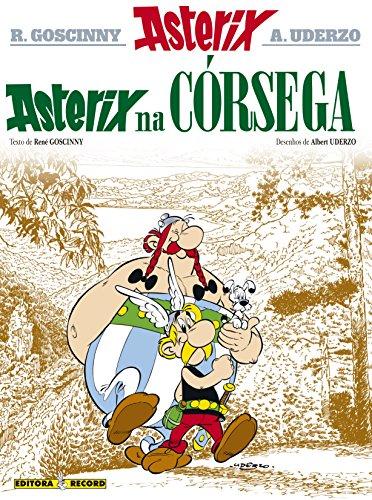 Asterix - Asterix Na Córsega - Volume 20