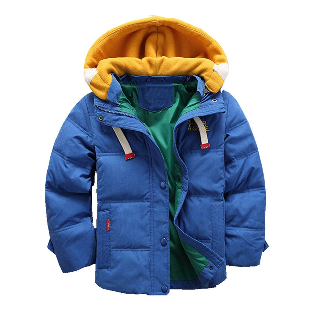 513c6bf36 Amazon.com  Sunny Sep Children Kids Boy s Girl s Winter Hooded ...