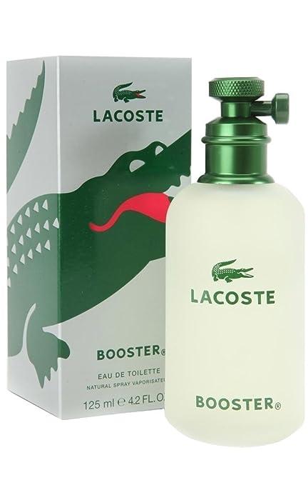 Lacoste Booster Eau De Toilette Spray 4.2 Oz / 125 Ml von Lacoste für Männer