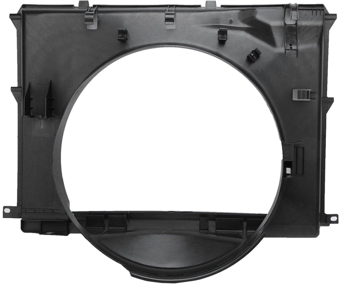 TOPAZ 17101438457 Radiator Cooling Fan Shroud for BMW 5 Series E39