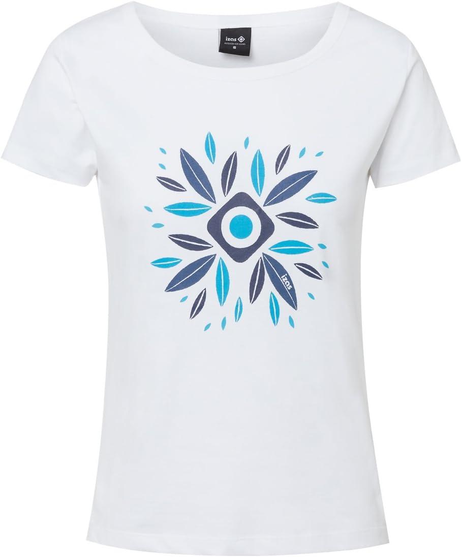Mujer Izas Dadia Camiseta de Manga Corta