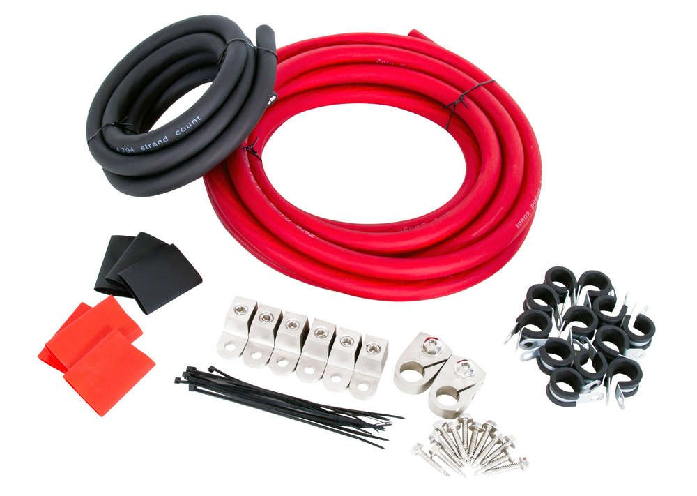 Flaming River FR1060 Battery Relocation Kit