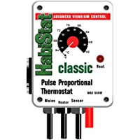HabiStat Day-Night Pulse Proportional Thermostat 600W White