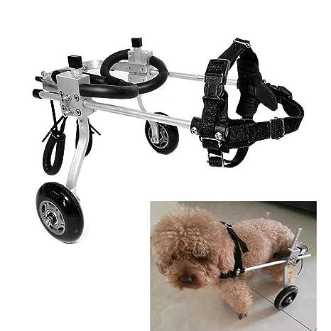 Amazon.com: Silla de ruedas para perros pequeños con ...