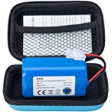 14.8V 2600mAH Replacement Battery for ILIFE A4 A4S A6 V7 Robot Vacuum Cleaner