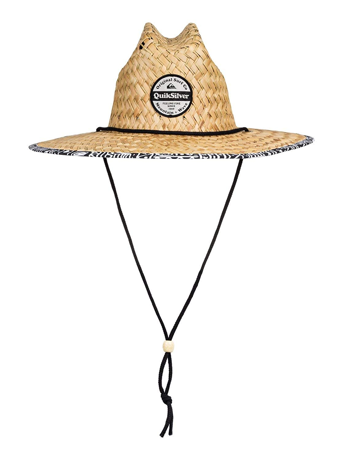 8901ea8a Amazon.com: Quiksilver Men's Outsider Sun Protection Hat: Sports & Outdoors