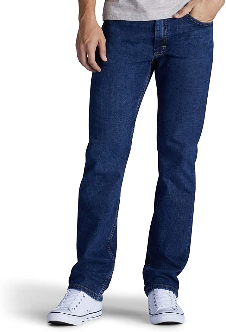 Lee Boys Premium Select Regular Fit Straight Leg Jeans