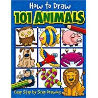 How to Draw 101 Animals