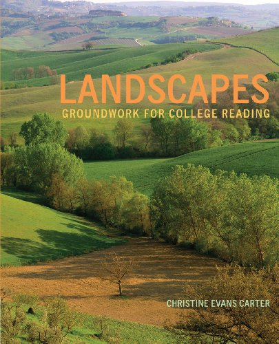 Landscapes: Groundwork for College Reading (New 1st Editions in Developmental English) Pdf