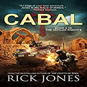 Cabal: The Vatican Knights, Book 9 | Rick Jones