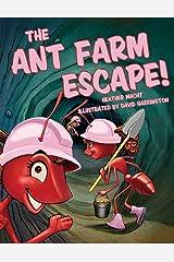 Ant Farm Escape!, The Hardcover