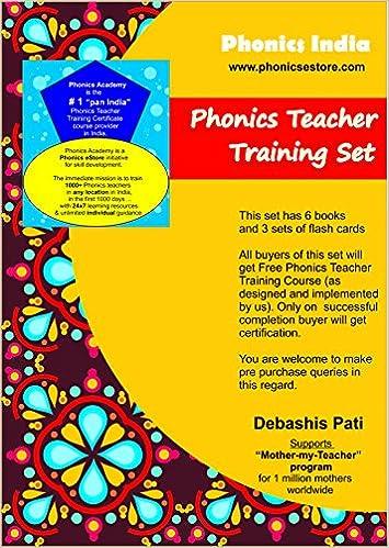 Amazon in: Buy Phonics Teacher Training Books Set      with