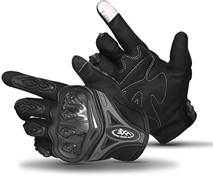 TouchScreen Full Finger Cycling Gloves MTB Road Bike Bicycle Sports Glove Racing