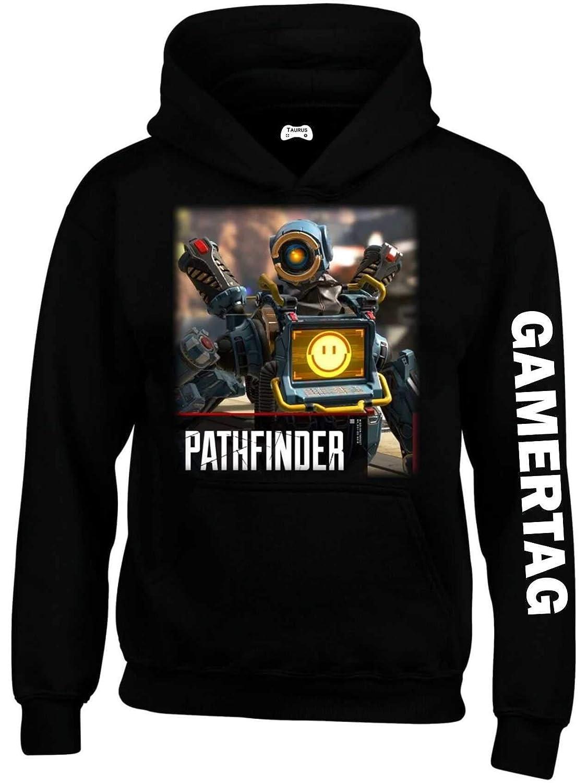 Taurus APEX Legends Hoodie Personalised with Gamer Tag 50396
