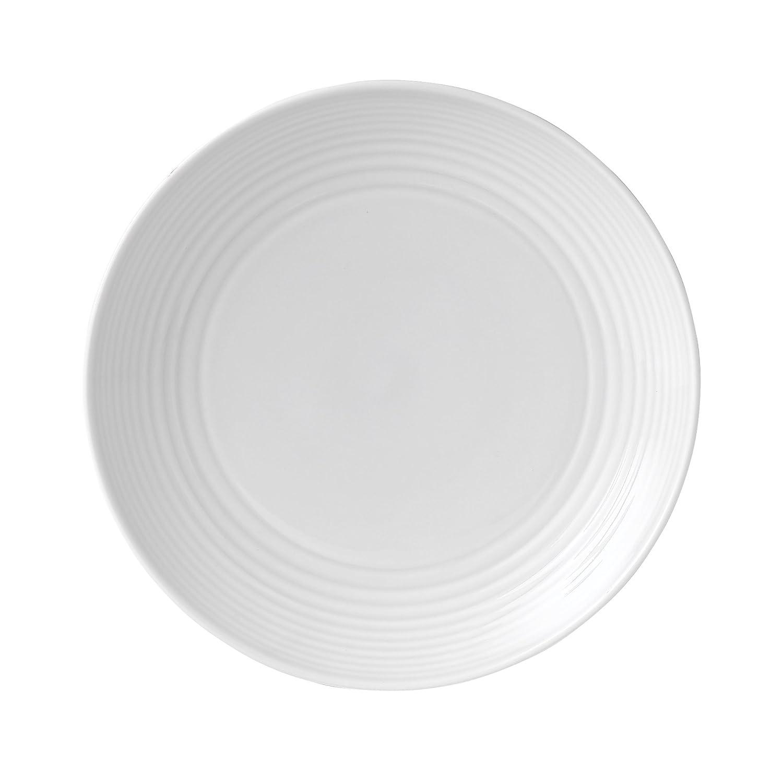 Royal Doulton Gordon Ramsey Labirinto Bianco Insalata 22 centimetri Piastra 8574008288