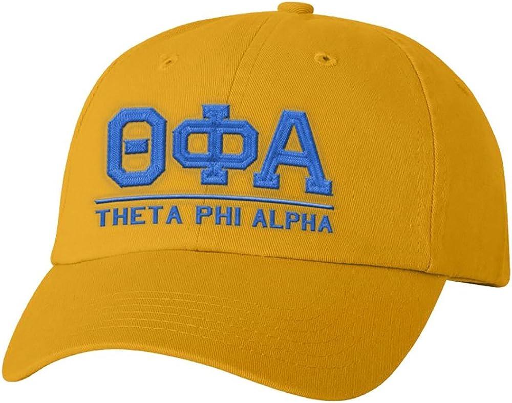 Theta Phi Alpha Old School Greek Letter Hat