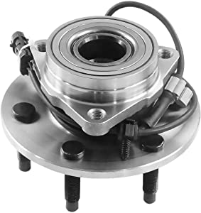4WD Only DRIVESTAR 515036 Front Wheel Hub & Bearing Assembly for Chevy GMC Truck 4x4 AWD w/ABS