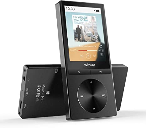 Reproductor MP3 Bluetooth 4.0 16 GB MP3 Running con 2.4