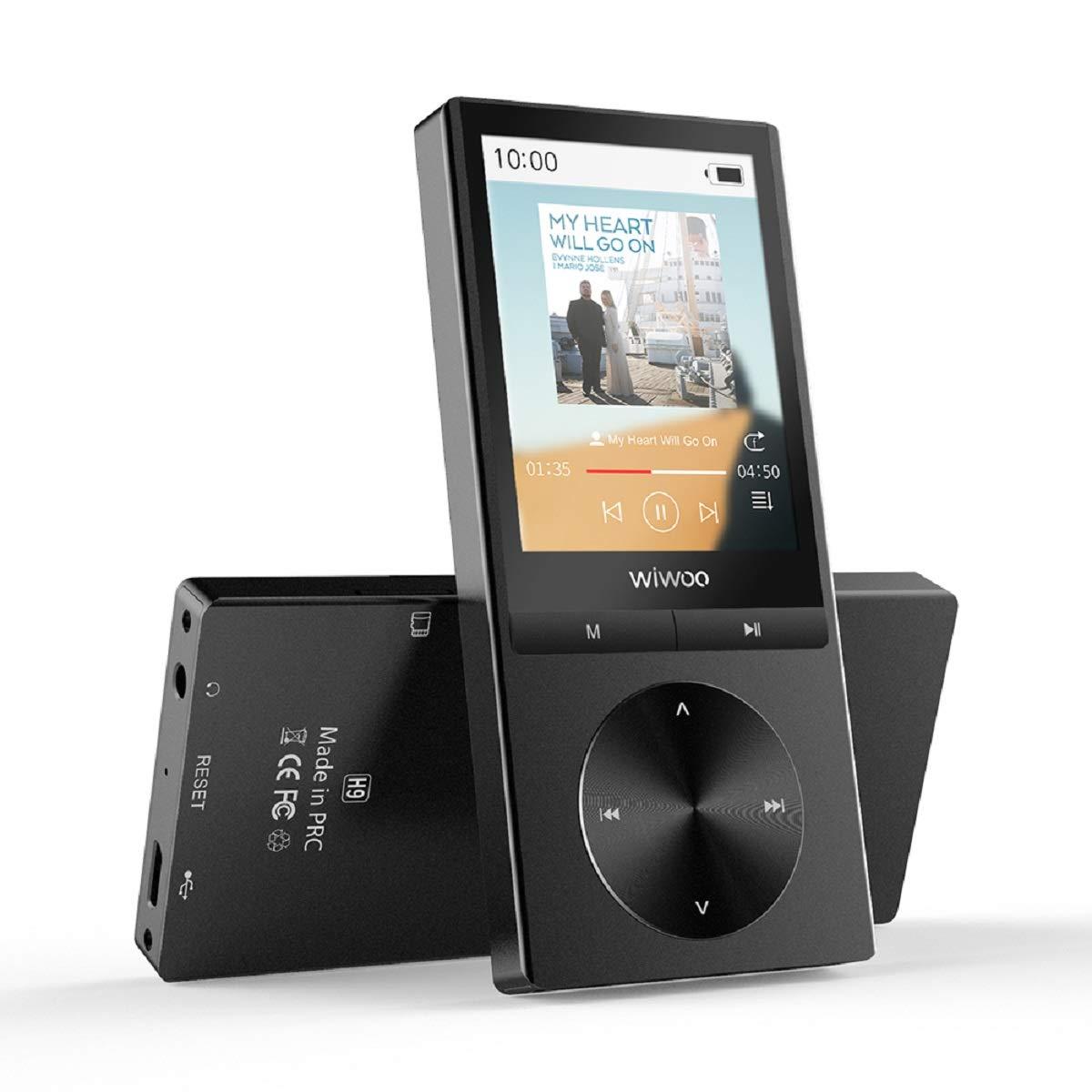 TALLA H9-EU. Reproductor MP3 Bluetooth 4.0 16 GB MP3 Running con 2.4