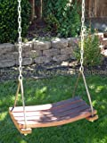 Porch Swing, Tree Swing Made From Wine Barrel Staves By Wine Barrel Creations