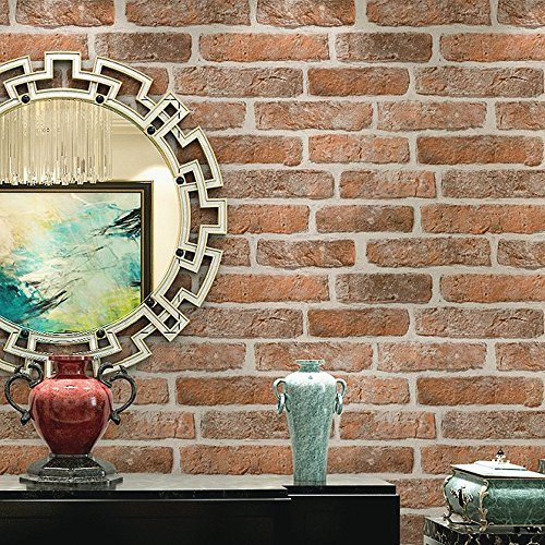 Funk 39 n artsy with brick wall decals over 10 creative for 3d wallpaper for kitchen walls