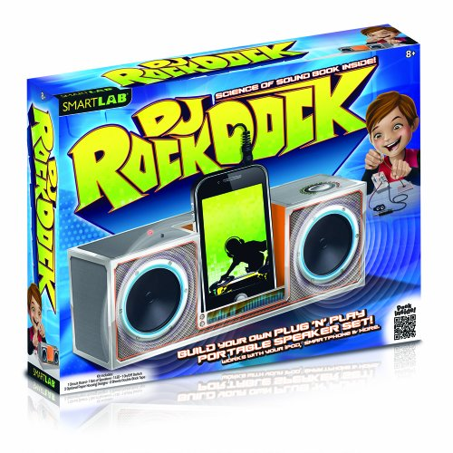 SmartLab Toys DJ Rock Dock - Digital Recording Lab