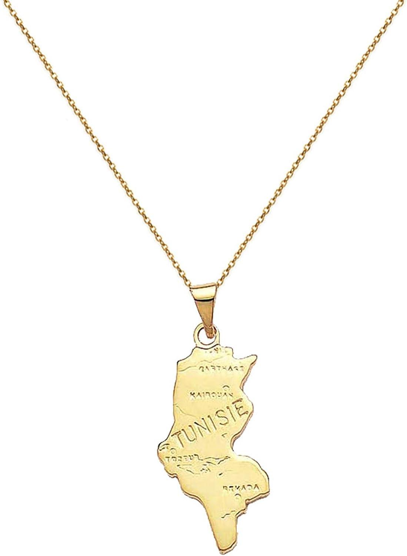 collier en or femme tunisie