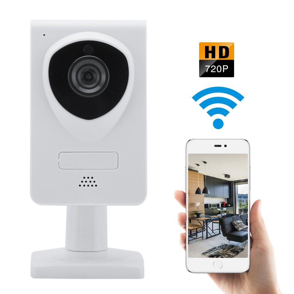 wifi ip wireless security camera 720p home surveillance