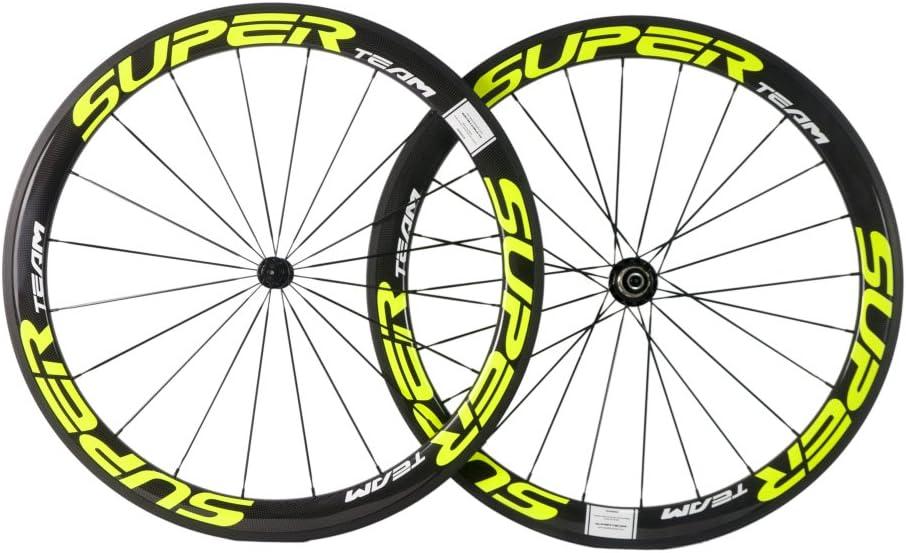 Superteam Carbon Fiber Clincher Wheels
