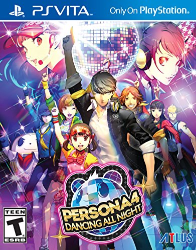 [Persona 4: Dancing All Night - PlayStation Vita Standard Edition Edition] (Persona 4 Dancing All Night Costumes)