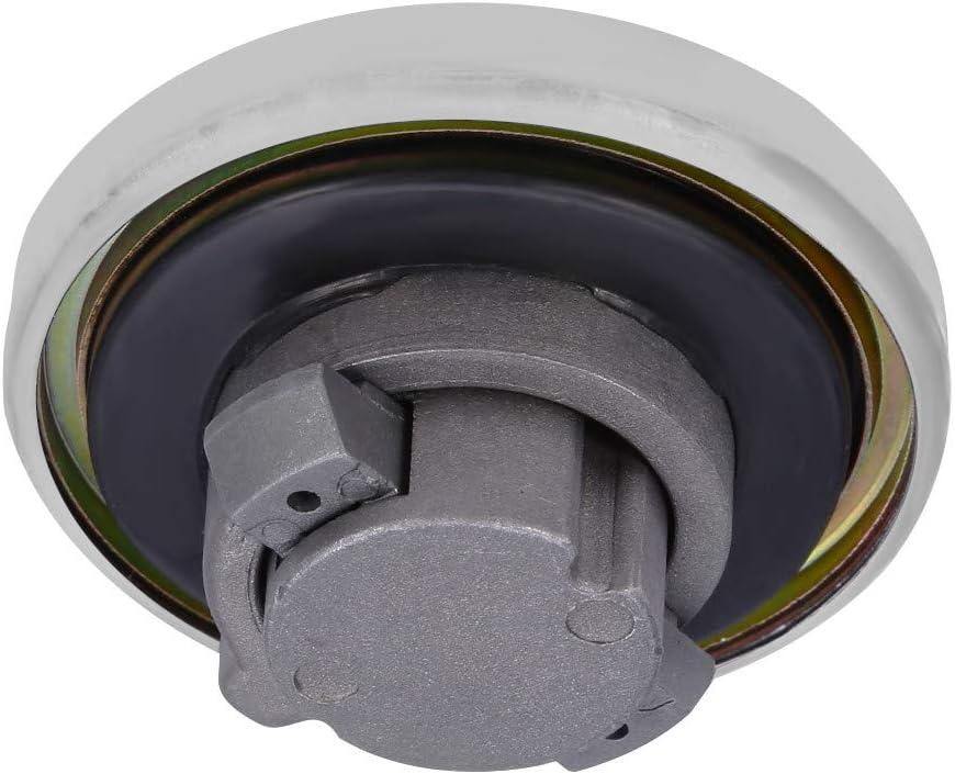 Fuel Gas Tank Door Cover Cap Fuel Door Cover+Key for Honda Shadow Rebel MAGNA VTX VT600 750 1100 1300