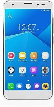 YUNTAB SIM-Free Smartphone Android 6.0, Dual SIM 4G LTE + 3G ...