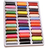 BestEasy-life 39 Color Sewing Thread Hand Sewing Line Household Sewing Thread DIY Sewing Thread Box