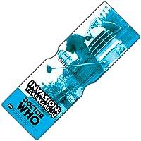 Tarjetero de viaje/para tarjetas de transporte - Doctor Who (Dalek - invasión de Trafalgar Square)