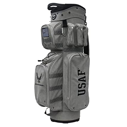 Hot-Z Golf Active Duty Cart Bag Air Force
