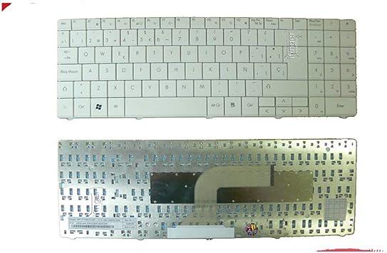 IFINGER Teclado Packard Bell ML65 Blanco Nuevo en ESPAÑOL MSI ...
