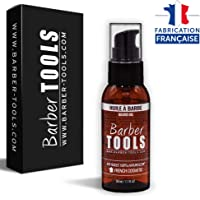 ✮ BARBER TOOLS ✮ Olio da barba 50ml   Per la manutenzione e la cura della barba - MADE IN FRANCE