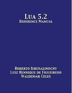 Lua Manual Pdf