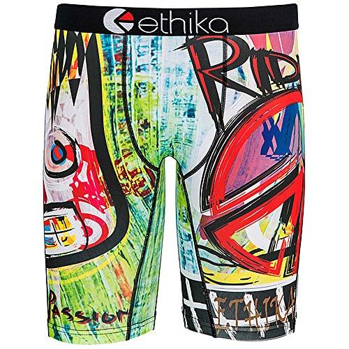 UPC 841458130907, ethika Men's The Staple - Ride Assorted Underwear