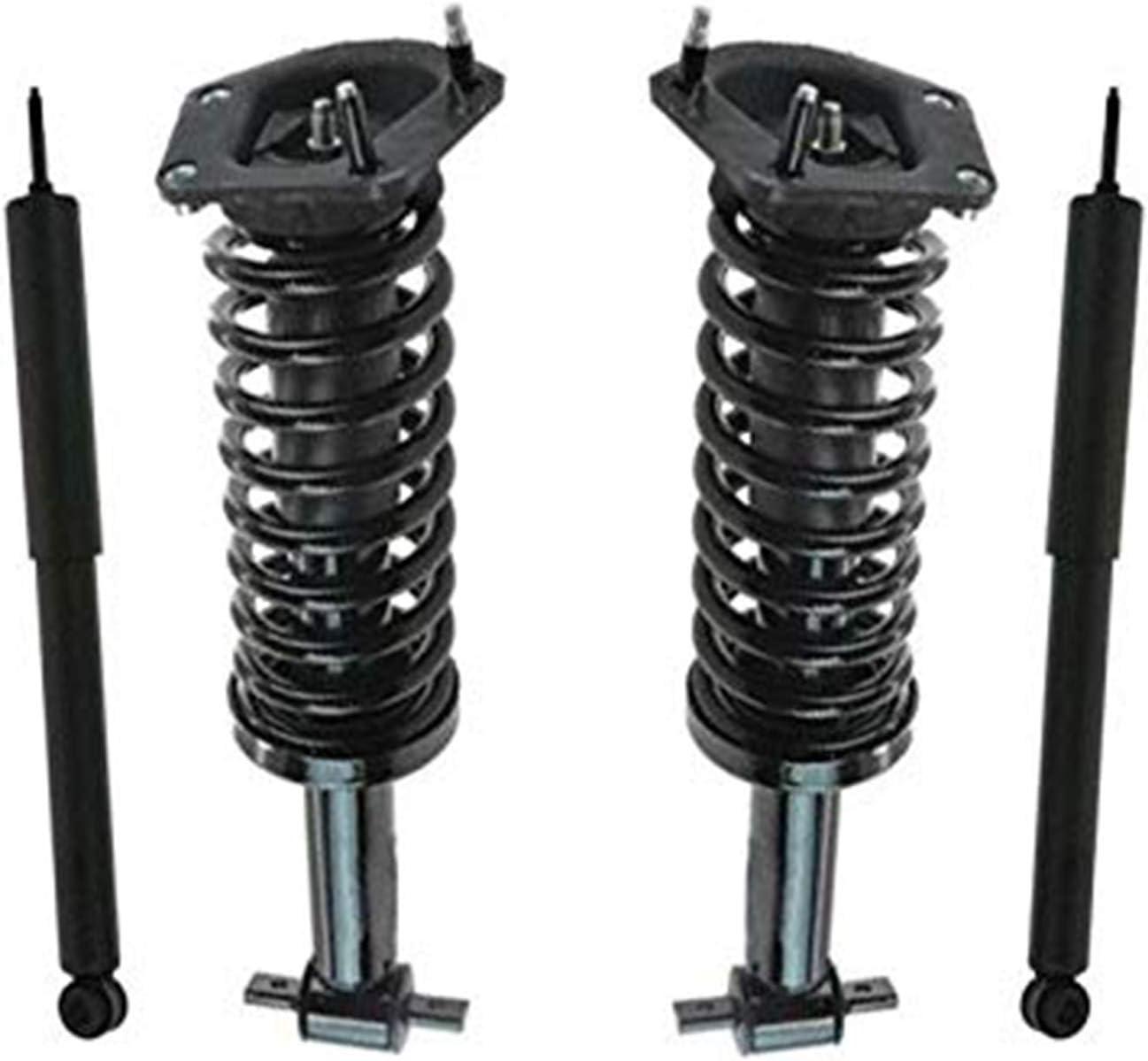 Prime Choice Auto Parts CST100239PR Rear Strut Assembly Pair