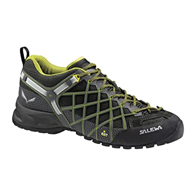 Salewa Wildfire S GTX Men - black/citro - Multifunktionsschuhe